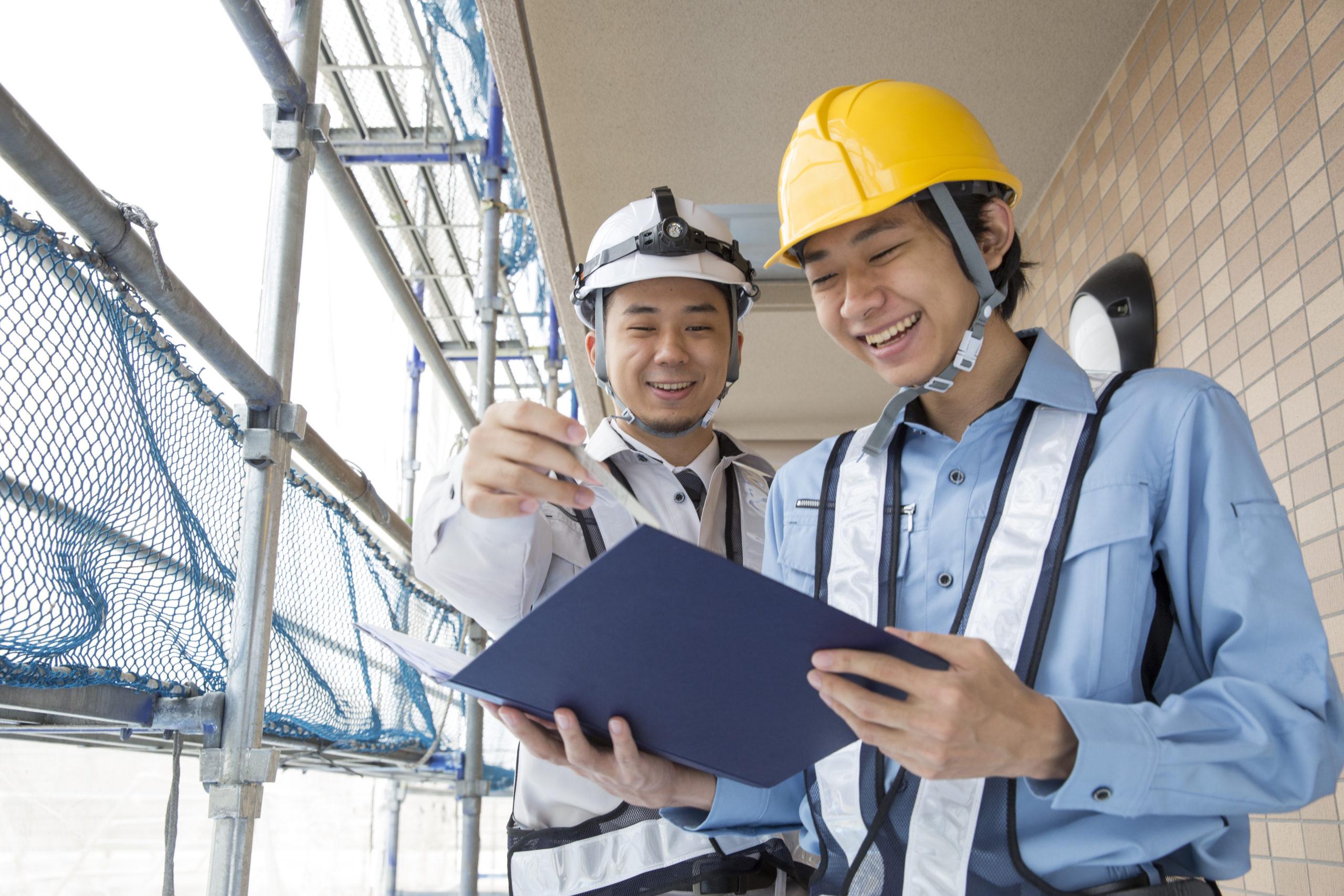 全国各地で勤務可能♪型枠大工を募集中!